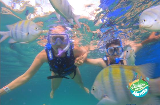 Xel-há – Parque Ecológico All Inclusive pertinho de Cancún