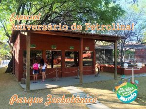 Em Petrolina temos o Parque Zoobotnico que fica no 72hellip