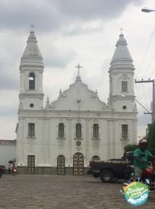Igreja Matriz de Água Branca AL
