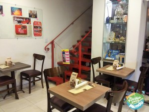 Entrada Café de Bule
