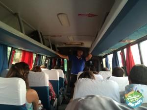 Micro ônibus Valeturismo