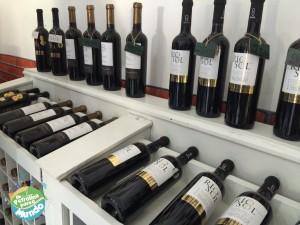 Vinhos do Vale do São Francisco na loja da Rio Sol