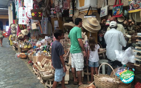 Uma voltinha no Mercado Municipal de Aracaju – SE