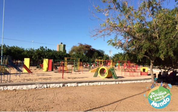 Parque Josepha Coelho em Petrolina – PE