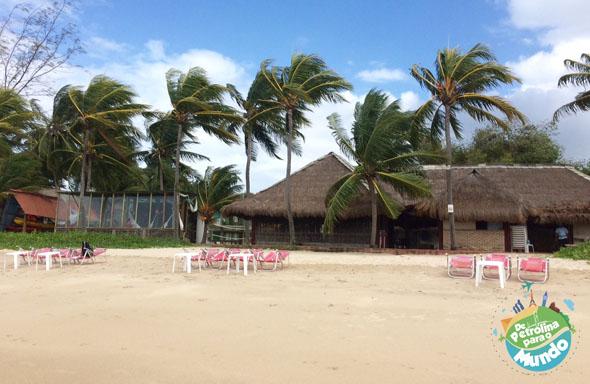 Barra Velha – Pousada pé na areia em Maragogi – AL