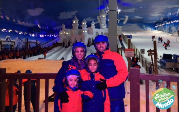 3º Dia – Gramado e Canela com crianças – Snowland