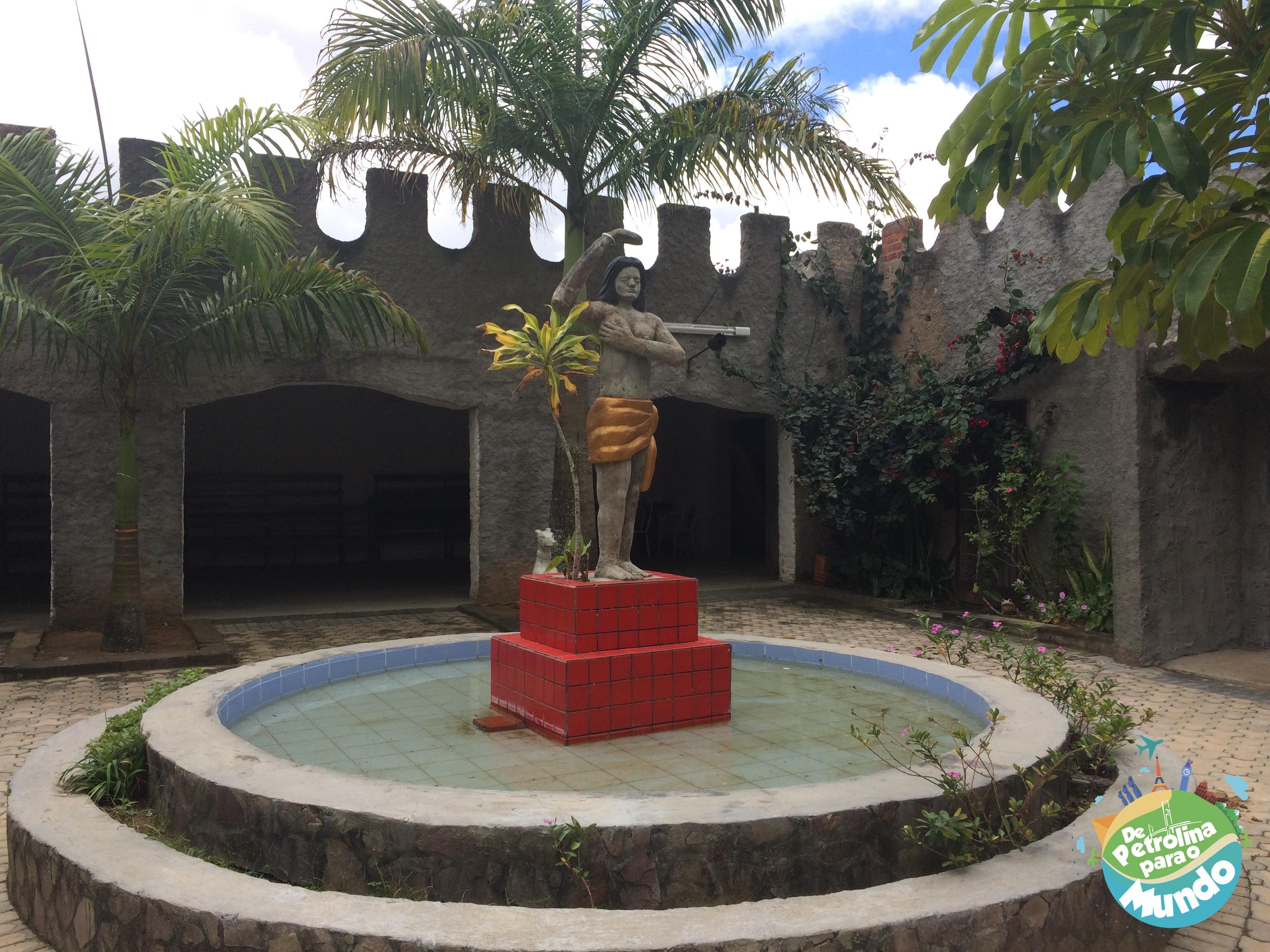 Castelo de João Capão em Garanhuns