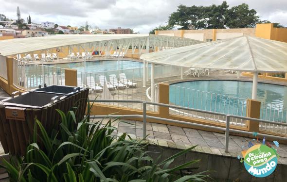 Hotel do SESC em Garanhuns – PE