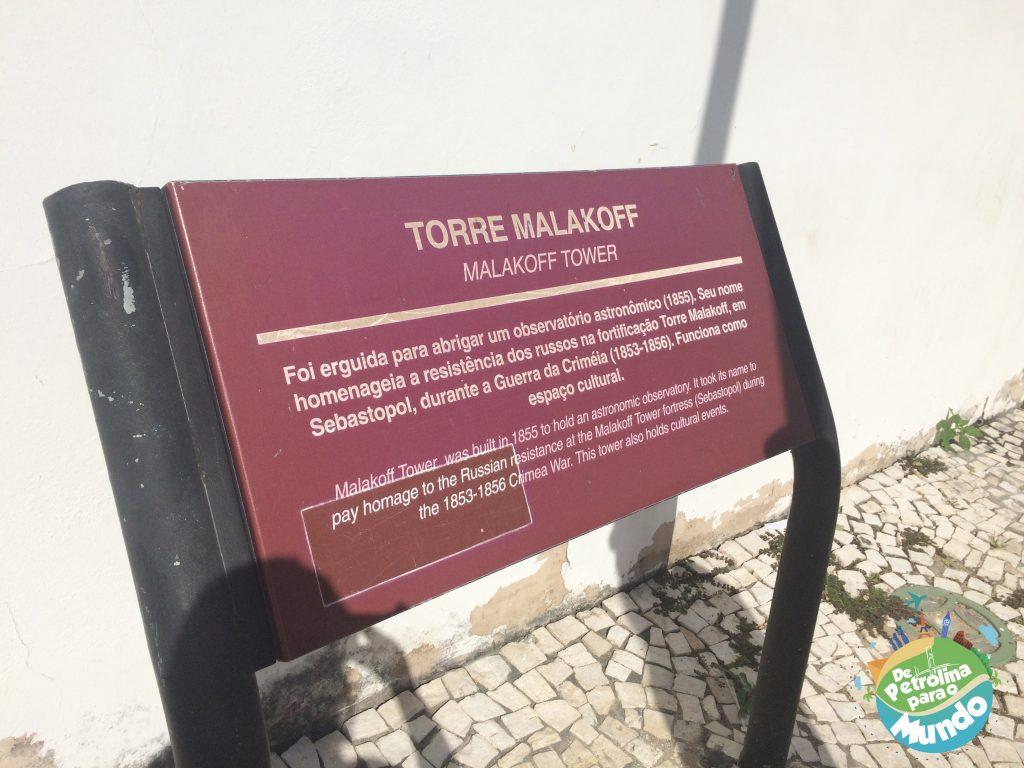 Torre Malakoff em Recife - PE