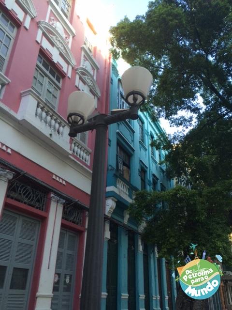 Rua do Bom Jesus em Recife - PE