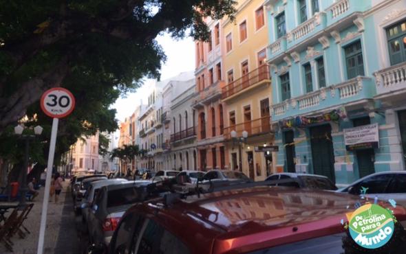 Passeando pelo Recife Antigo: Praça do Arsenal, Paço do Frevo e Rua do Bom Jesus