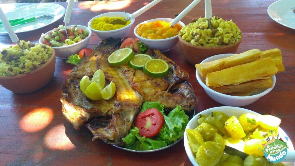 Restaurante Caminho da Ilha