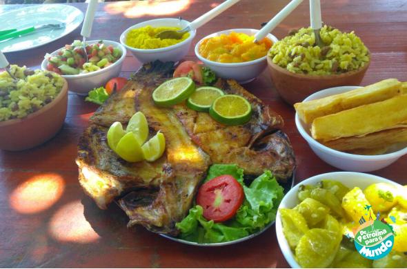 """Restaurante e Balneário """"Caminho da Ilha"""" em Petrolina – PE"""