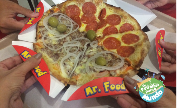 Mr. Food – Fast  food geek em Petrolina