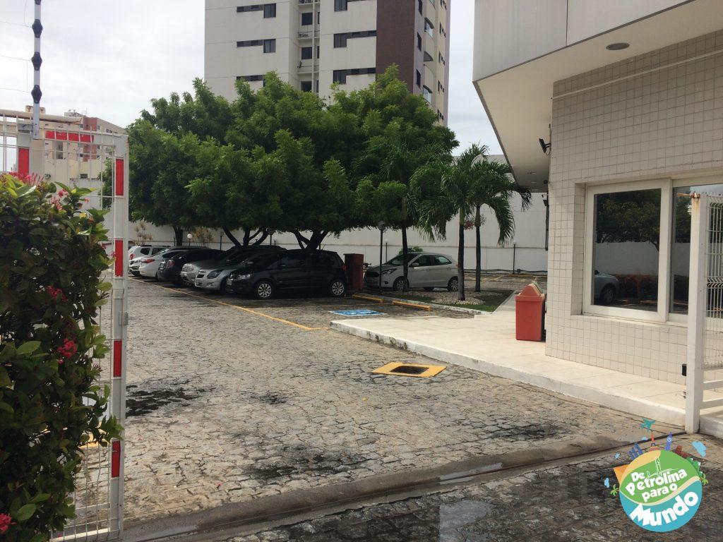 estacionamento ibis aracaju