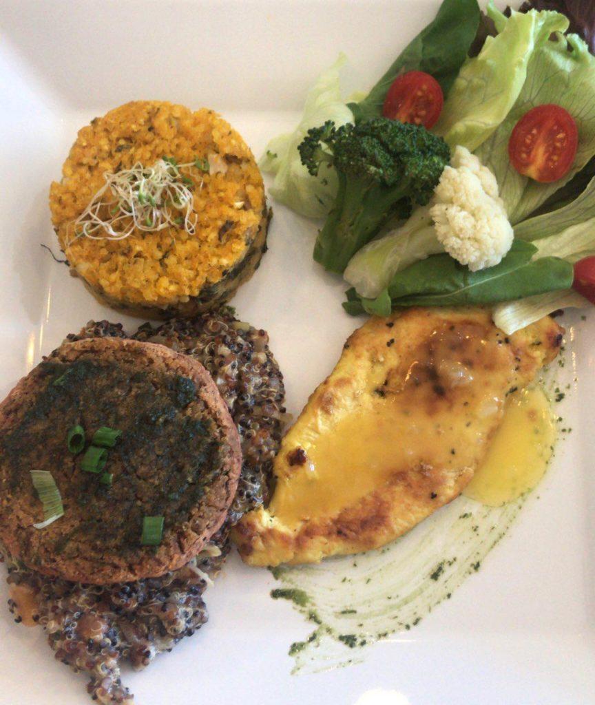 Almoço AmorA Cafe
